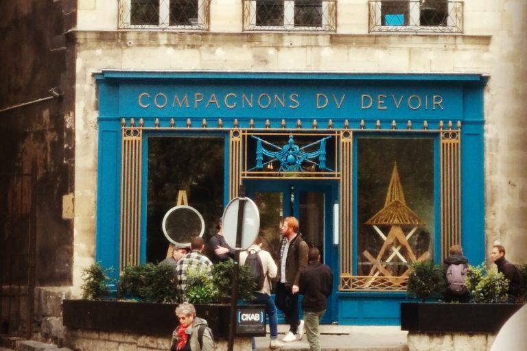 09/2017 : Rentrée des classes chez les Compagnons du Devoir et du tour de France